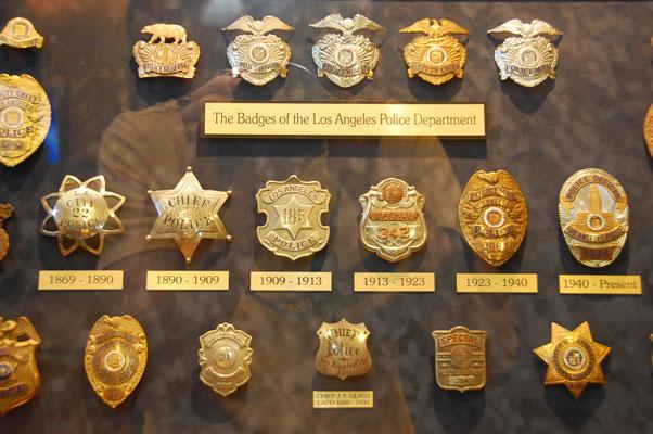 LAPoliceMuseum_Badges