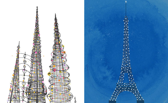 Giriat_WattsTowers_EiffelTower