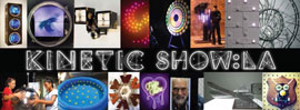 Kinetic Art LA – Convergence of Art and Technology