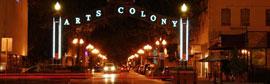 The Pomona Arts Colony