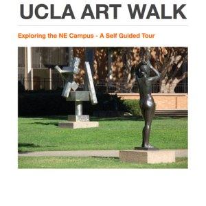UCLA Art Walk Cover