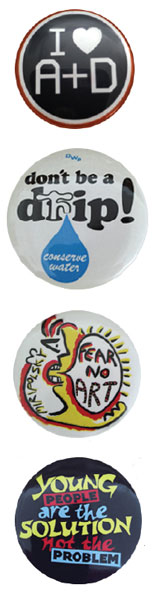 Wearable Buttons