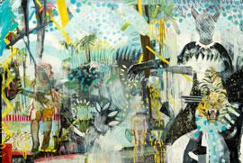 Tigers in Los Angeles – Marie Peter-Toltz is as Fierce as Her Paintings