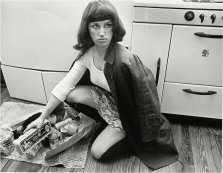 Fig. 6: Cindy Sherman, Untitled Film Still #10, 8x10 inches, 1979