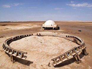 Rä di Martino, NO MORE STARS (Abandoned Movie Set, Star Wars) 33°59'39 N 7°50'34 E Chot El-Gharsa, Tunisia 03 September