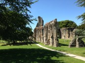 Ruins of Glastonbury Abbey