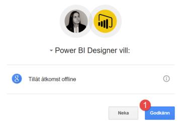 6 give power bi access