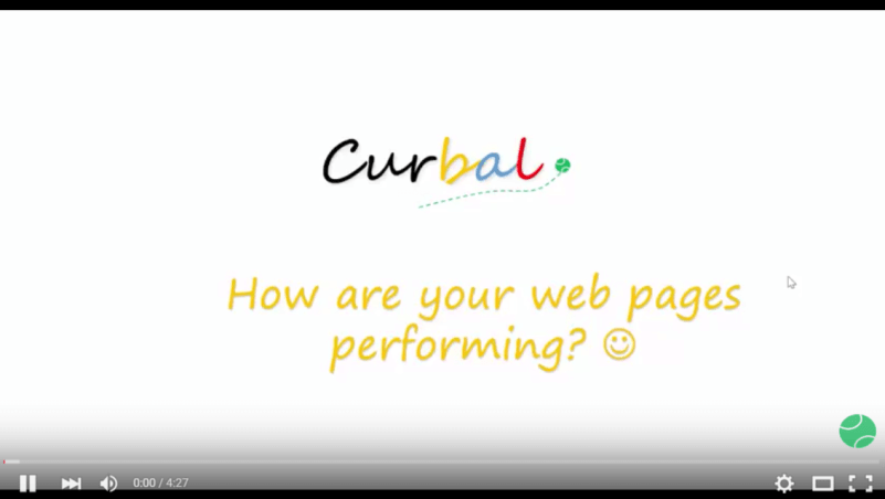 How are your pa ges performing youtube