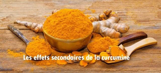 Les effets secondaires de la curcumine