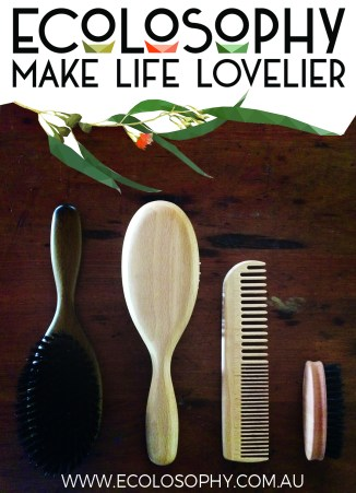 Print Ad Wooden Brushes