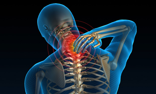 How can widespread pain be caused by fibromyalgia?