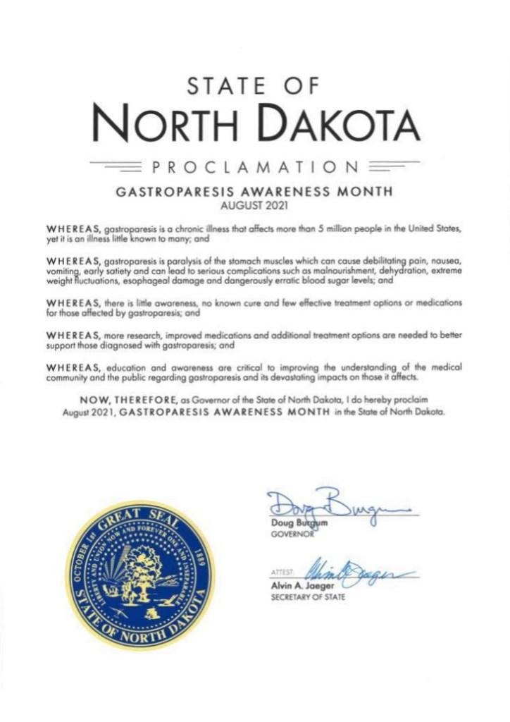 North Dakota - courtesy of Susan Nueharth