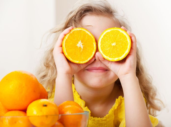 10 Lessons for healthy eating for kids
