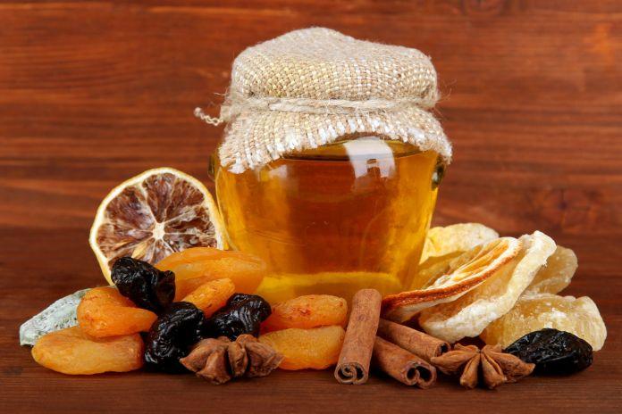 Cinnamon & honey the magic mixture