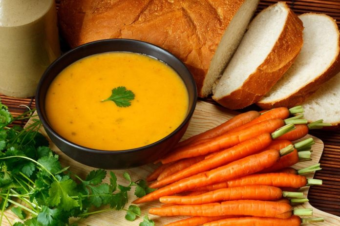 5 Health Benefits of Carrots