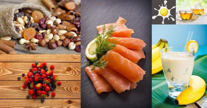 Top 6 Foods To Aid Concentration