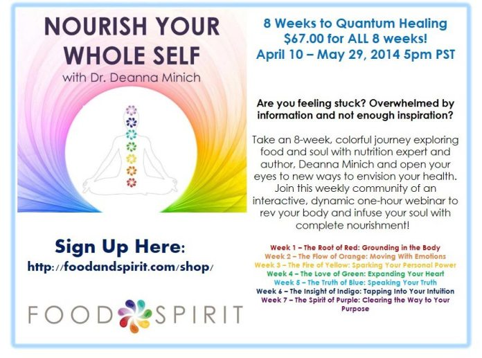 Nourish Your Whole Self