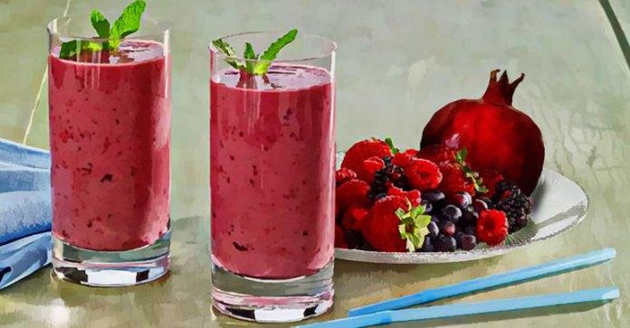 Pomegranate Juice Recipes
