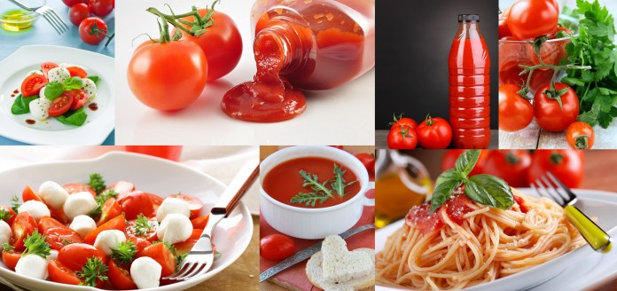Sauce it, Soup it or Eat it Raw: 17 Healthy Reasons Why Tomatoes are Good for You.