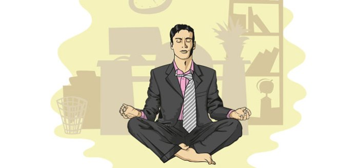 5 Yoga Poses To Relieve Work-Induced Stiffness & Stress.