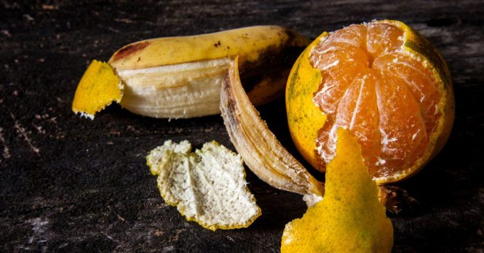 Why You Should Keep Your Orange and Banana Peels.