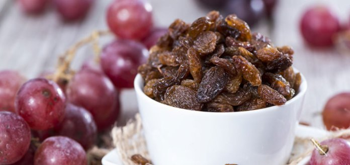 Want An Energy Boost For Your Workouts? Try Raisins.