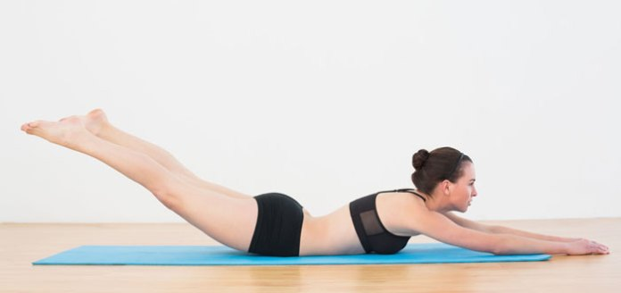 Simple Back Strengthening Exercises You Can Do at Home.