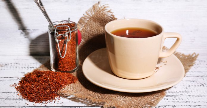 Amazing Benefits Of 'Caffeine Free' Rooibos Tea