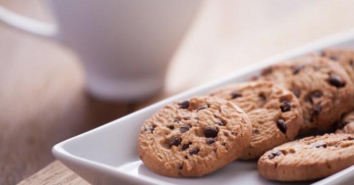 Deliciously Healthy Choco-Zen Cookies Recipe.
