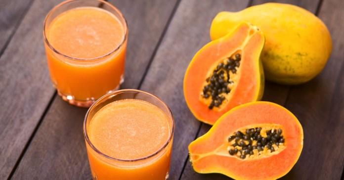 Papaya Masks, Oil And Vinegar For Glowing Skin