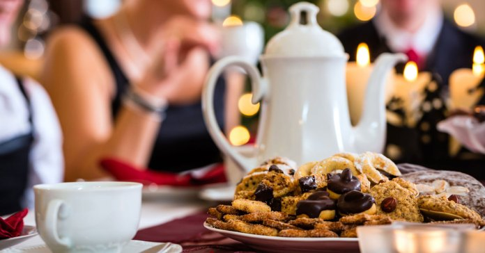Enjoying Your Holiday Cookies, Health Goals At The Same Time