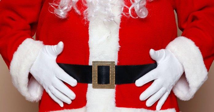 Santa Gave Me 5 Extra Pounds This Christmas