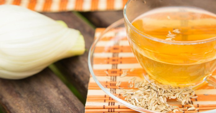 Fennel Seed Tea For Digestion And Weight Loss