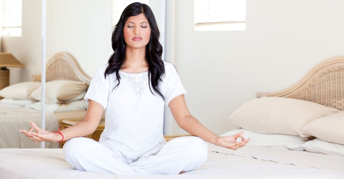 3 Yoga Poses For Better And Restful Sleep