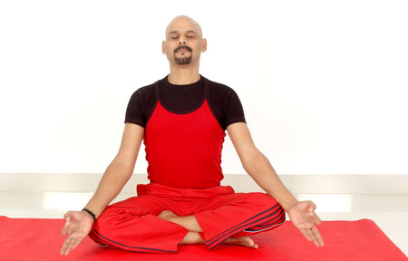 Om Mantra dhyana