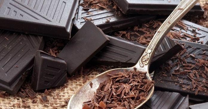 sugar content in dark chocolate