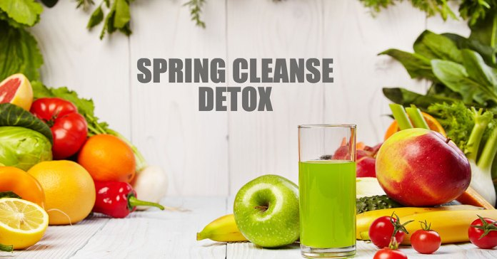 Missed Spring Cleanse Here's How You Can Still Do A Detox