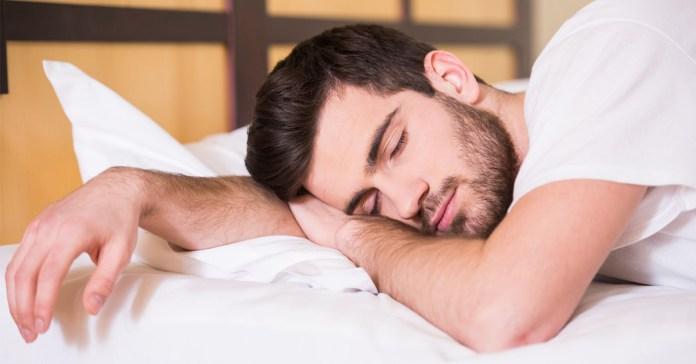 Nightfall in men