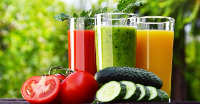Detox: The First Step To Weight Loss