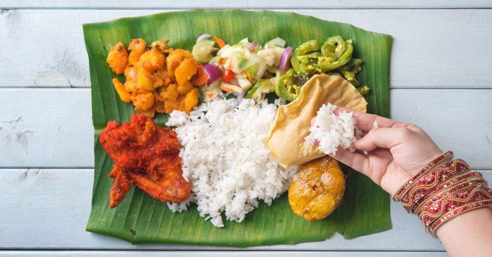 Eat On A Banana Leaf For Healthier Immune System