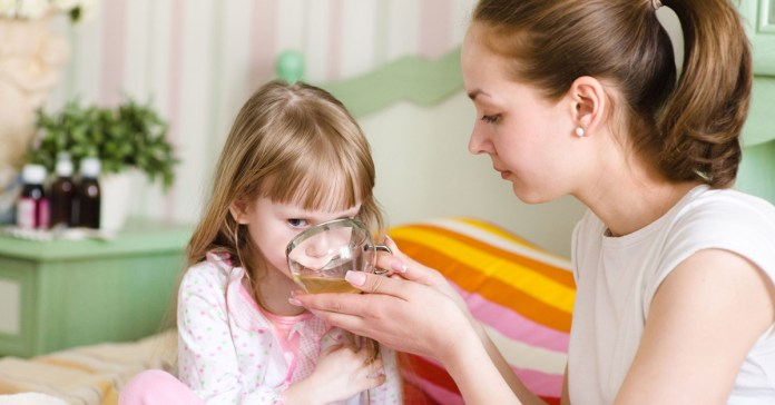 10 Ayurvedic Tips For Preventing And Treating Colds In Kids