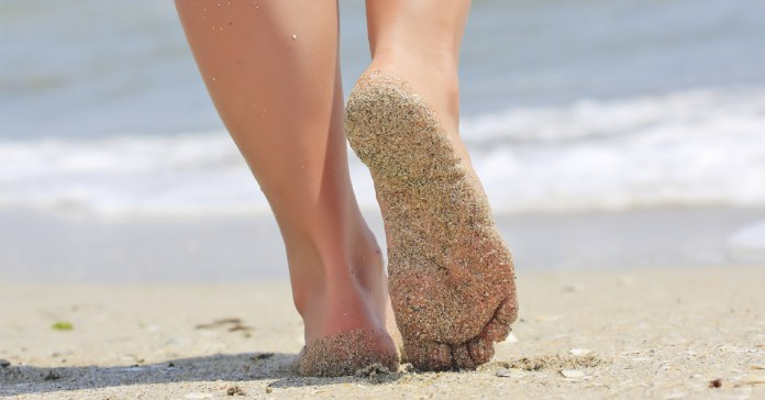 How Walking Barefoot Affects Your Brain-Body Connection
