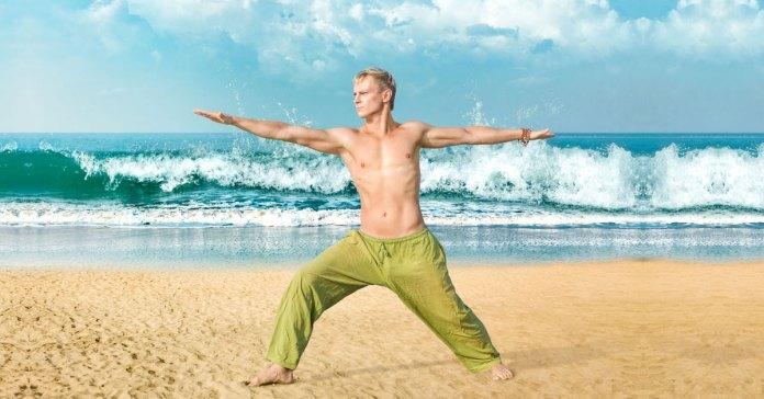 Hey Man...You Need Yoga!