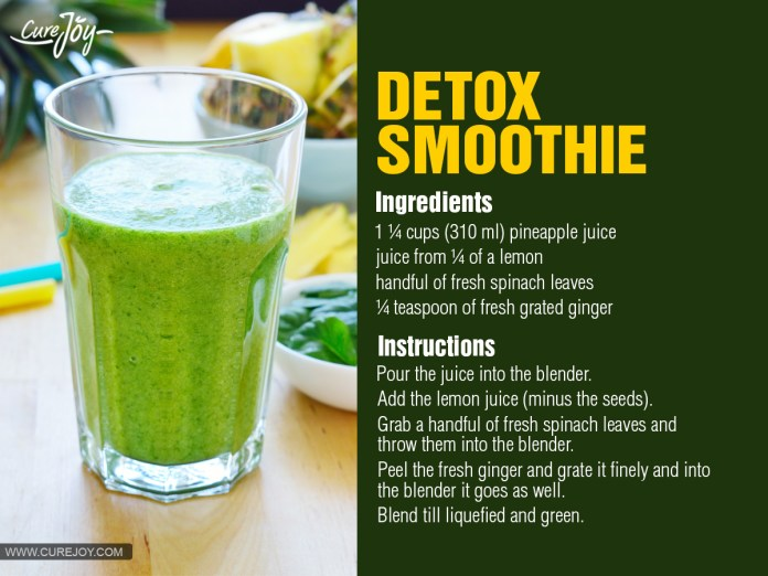 1.Detox-Smoothie