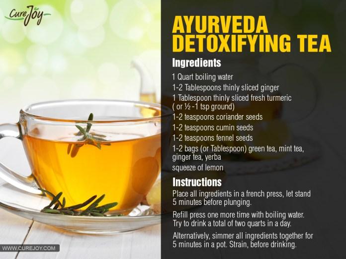2.Ayurveda-Detoxifying-Tea