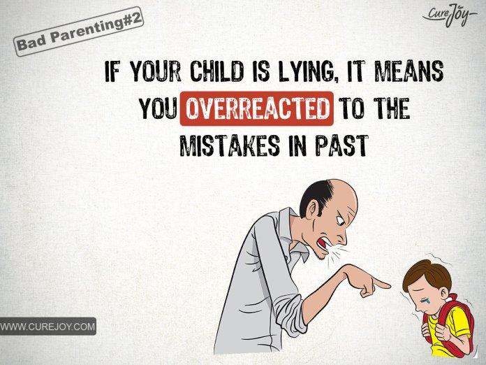 Bad Parenting Image
