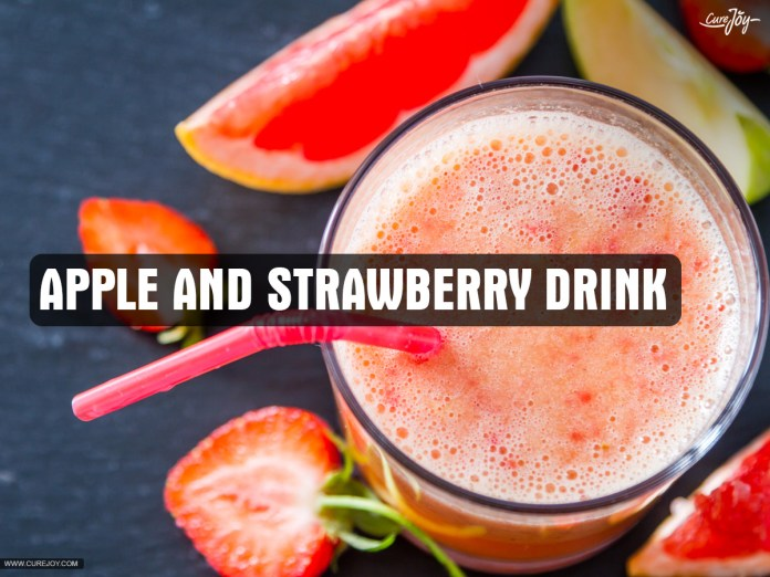 5-Apple-and-Strawberry-drink