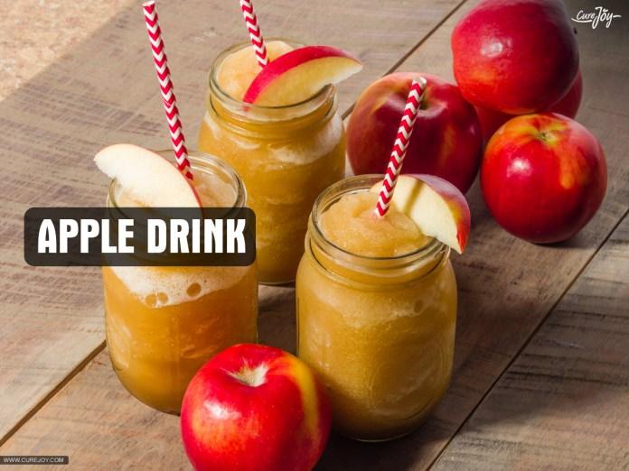 8-Apple-drink