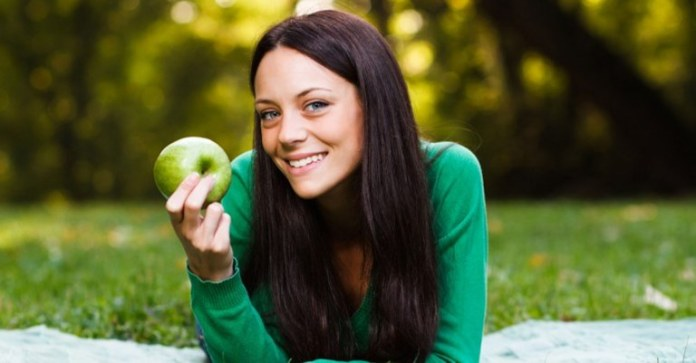 An Apple A Day Can Shed Pounds Away