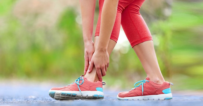 Ankle Sprains Healing and Preventing Injury